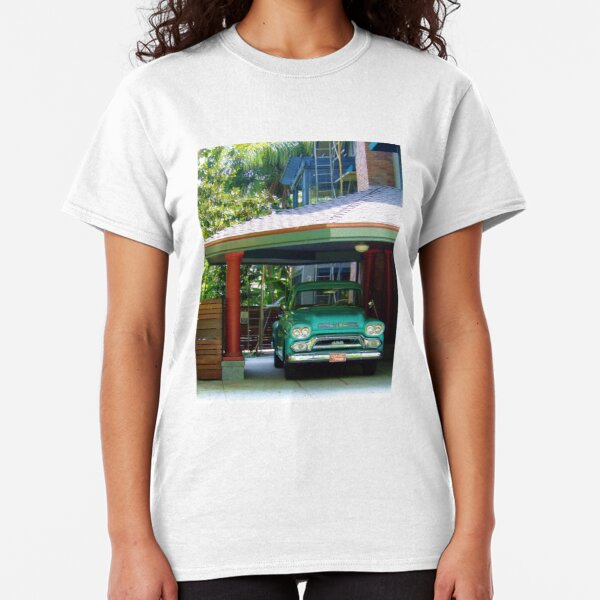 Green Truck Classic T-Shirt
