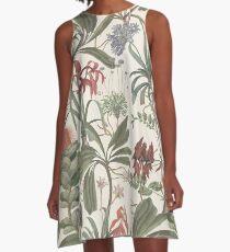 State Library Victoria Botanical Stravaganza A-Line Dress