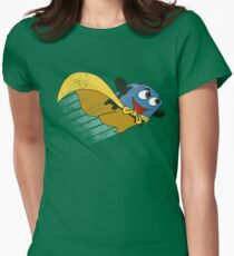 Brave Little Toaster - Fly Away Shirt Women's Fitted T-Shirt