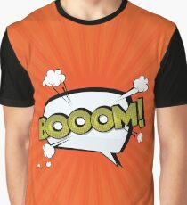 Boom cloud Graphic T-Shirt