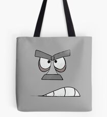 Brave Little Toaster - Kirby Face Shirt Tote Bag