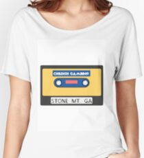 Childish Gambino Stone Mt. Cassette  Women's Relaxed Fit T-Shirt