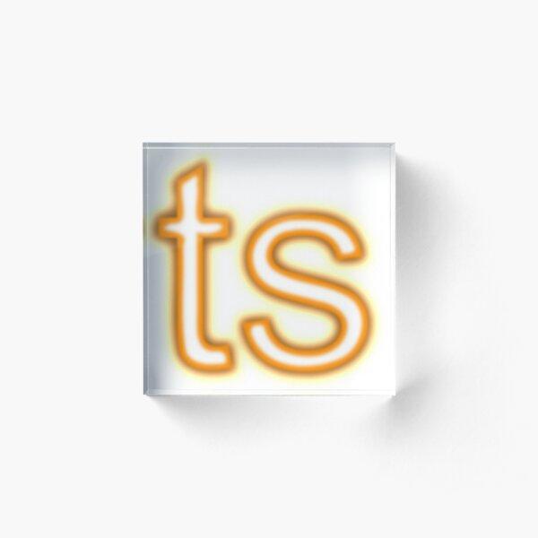 Tynemouth Software logo Acrylic Block
