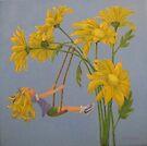 Daisy Girl by Karen Ilari