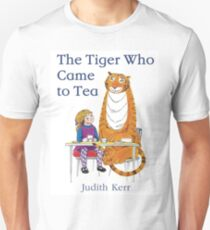 The Tiger Who came to Tea Unisex T-Shirt