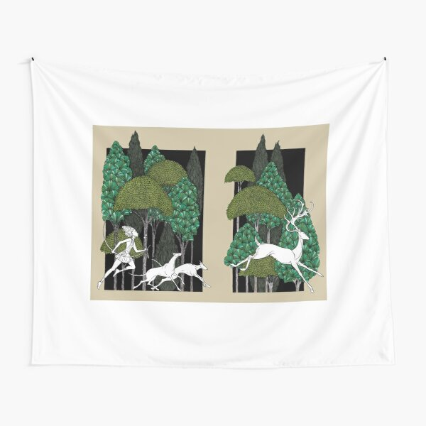 Artemis and the Hunt Tapestry