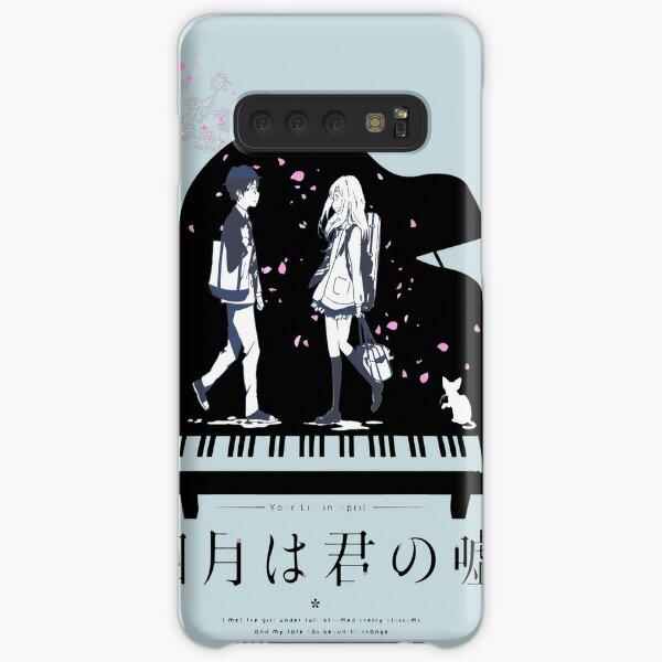 Shigatsu wa Kimi no Uso  Samsung Galaxy Snap Case