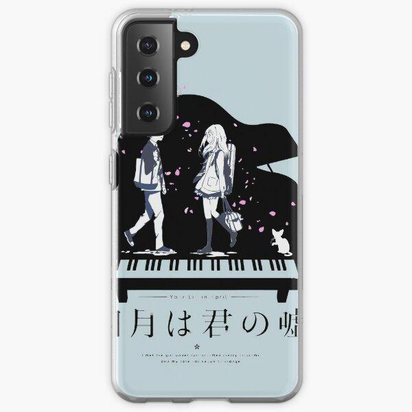 Shigatsu wa Kimi no Uso  Samsung Galaxy Soft Case