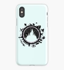 Magic kingdom v1 iPhone Case/Skin