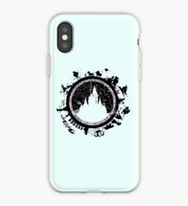 Magic kingdom v1 iPhone Case