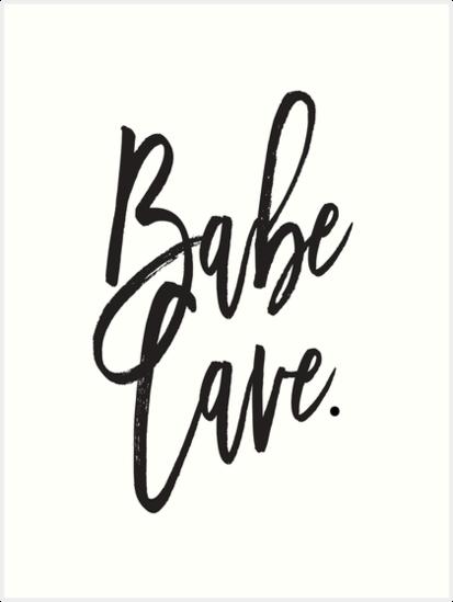 Babe Cave... by HoneymoonHotel