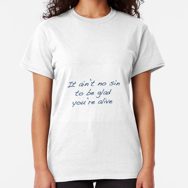 AIN/'T NO WIFI t shirt fashion hipster  tumblr MENS or WOMANS cocaine WIFEY