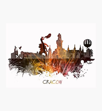 Cracow Poland Photographic Print