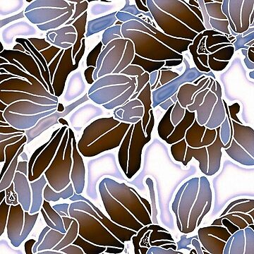 Floral Abstract Background by dorcas13