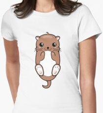 Chibi Brown Otter T-Shirt