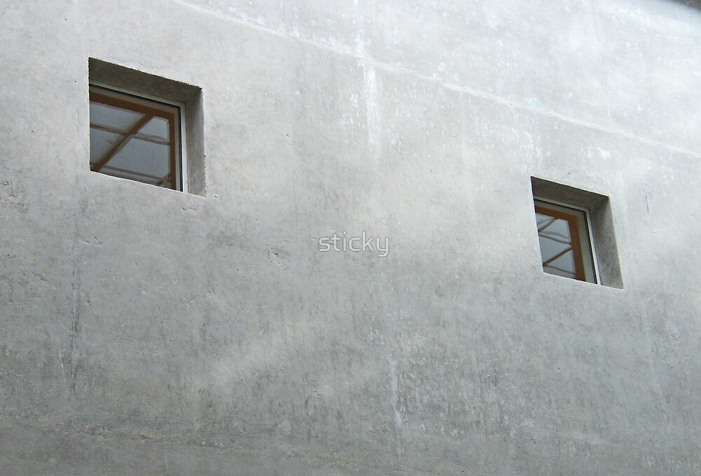 Windows by sticky