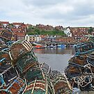 Whitby Lobster Pots by Kat Simmons