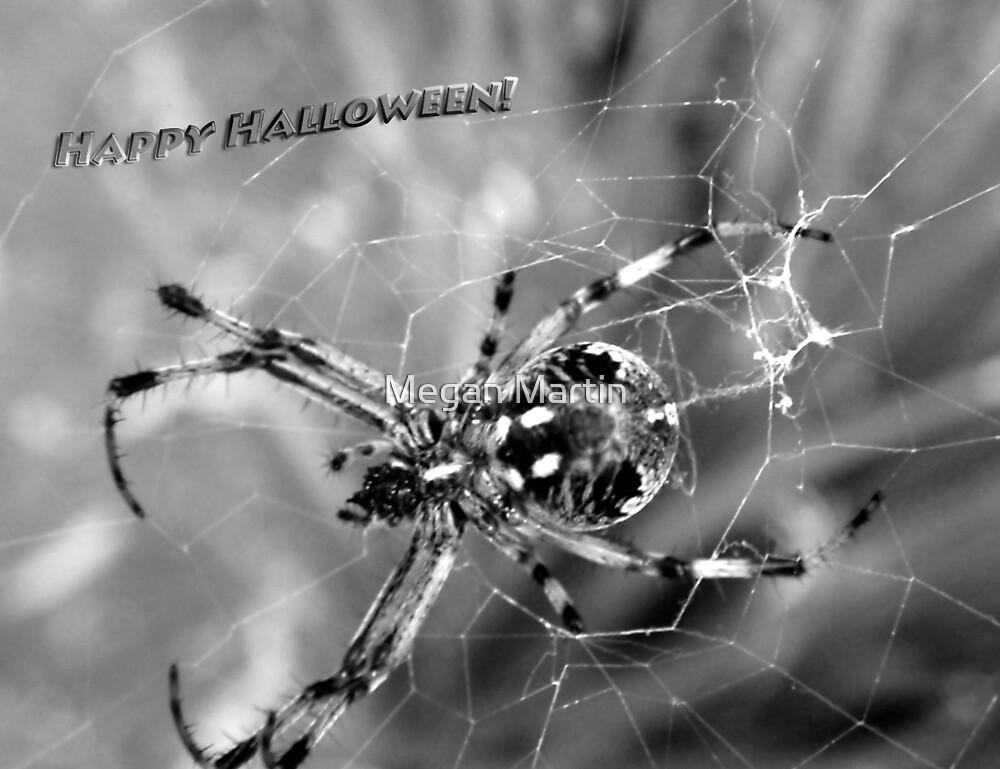 Happy Halloween by Megan Martin