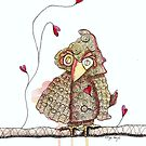 Treetop Love George by Eliza Fayle