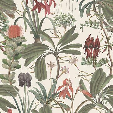 State Library Victoria Botanical Stravaganza by ikerpazstudio