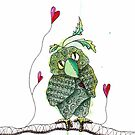Treetop Love Elaine by Eliza Fayle