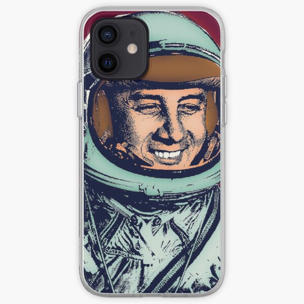 GUS GRISSOM iPhone Soft Case