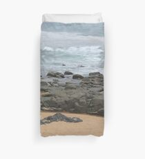 It was love at first sight... the day I met The Beach Duvet Cover