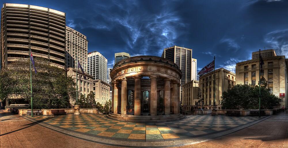 Anzac Square, Brisbane by David James