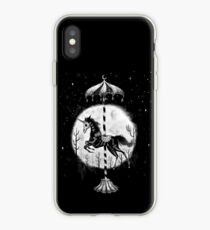 Gothic Unicorn  iPhone Case