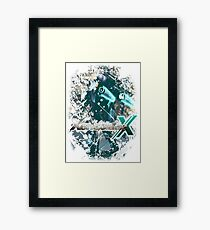 Xenoblade Chronicles X Framed Print