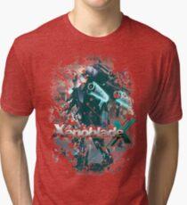 Xenoblade Chronicles X Tri-blend T-Shirt
