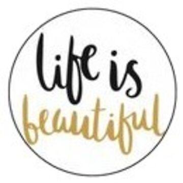 La vida es bella de katewilliams320