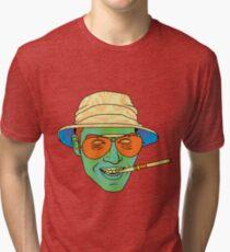 Duke (Fear and Loathing in Las Vegas) Tri-blend T-Shirt