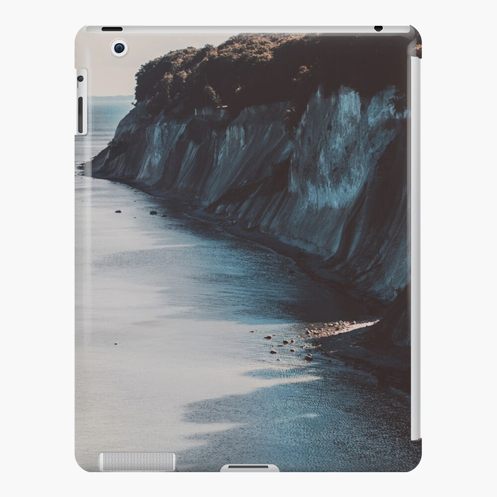 Beach Cliff iPad Case & Skin