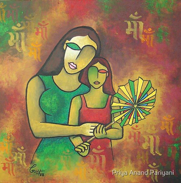 Mother by Priya Anand Pariyani