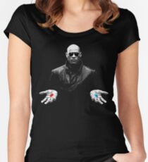 Morpheus Women's Fitted Scoop T-Shirt