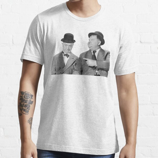 Laurel and Hardy Essential T-Shirt