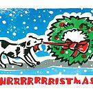 Chrrrrrrrrristmas! by victorsart