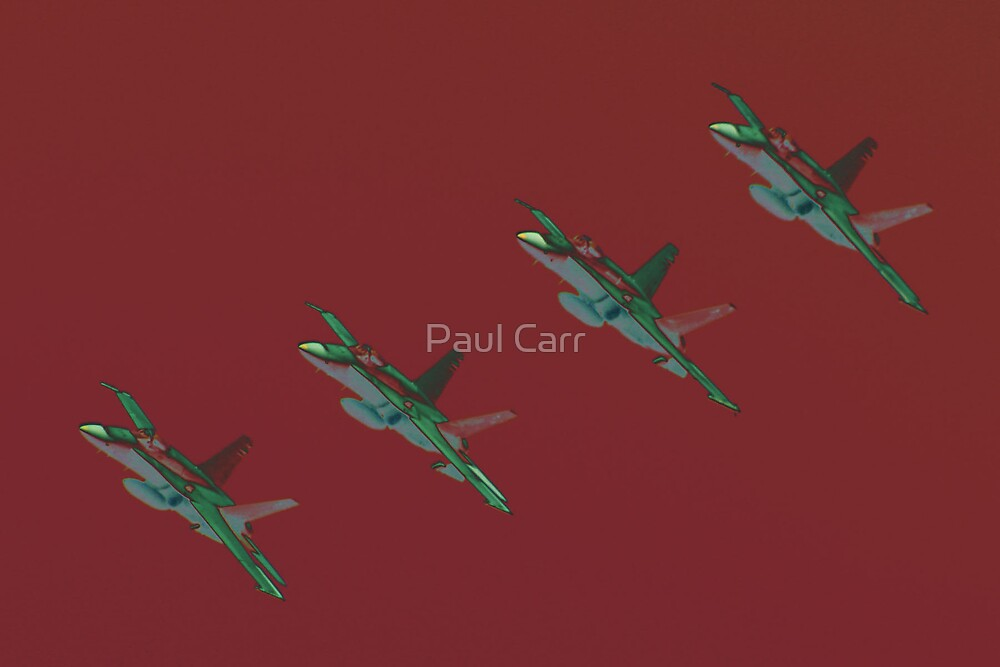 FA18 by Paul Carr