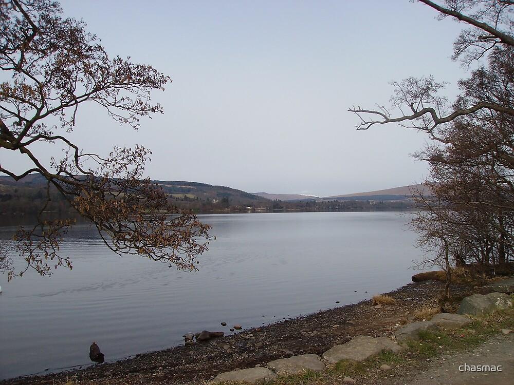 Loch Lomond  by chasmac