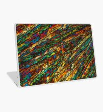 Copper Sulfate Laptop Skin