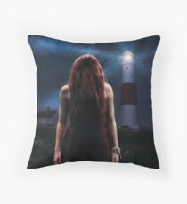 SIRENNE Throw Pillow