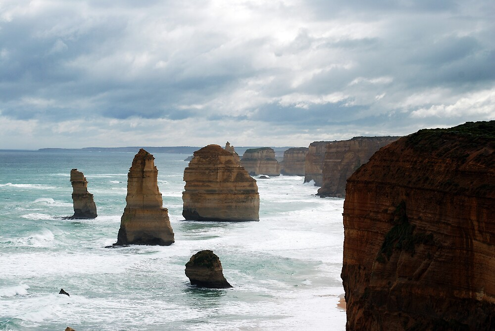 The 12 Apostles by Rick Thompson