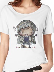 Nature Girl a la Naturale Women's Relaxed Fit T-Shirt