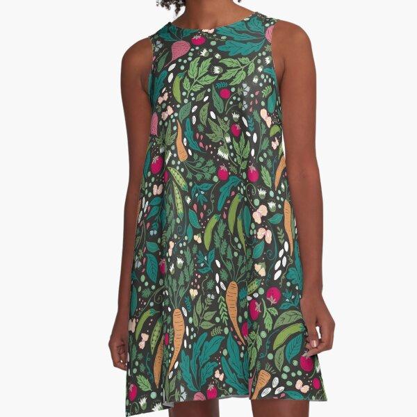 Farm to Table A-Line Dress