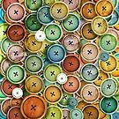 Vintage Buttons by © Karin Taylor