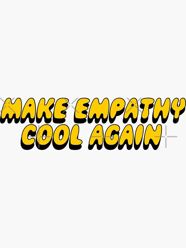 Haz que la empatía se enfríe de nuevo de emlynorr