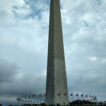 Washington Monument by ProudApparel