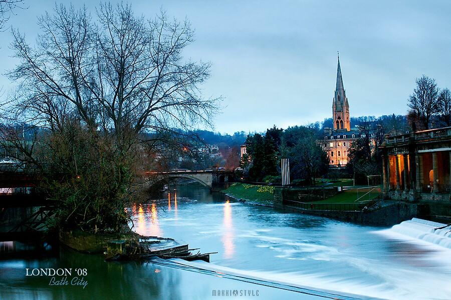 Bath City by Makki