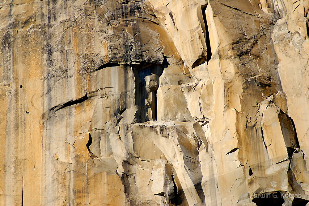 The Wall (El Capitan, Yosemite, USA) by Erwin G. Kotzab
